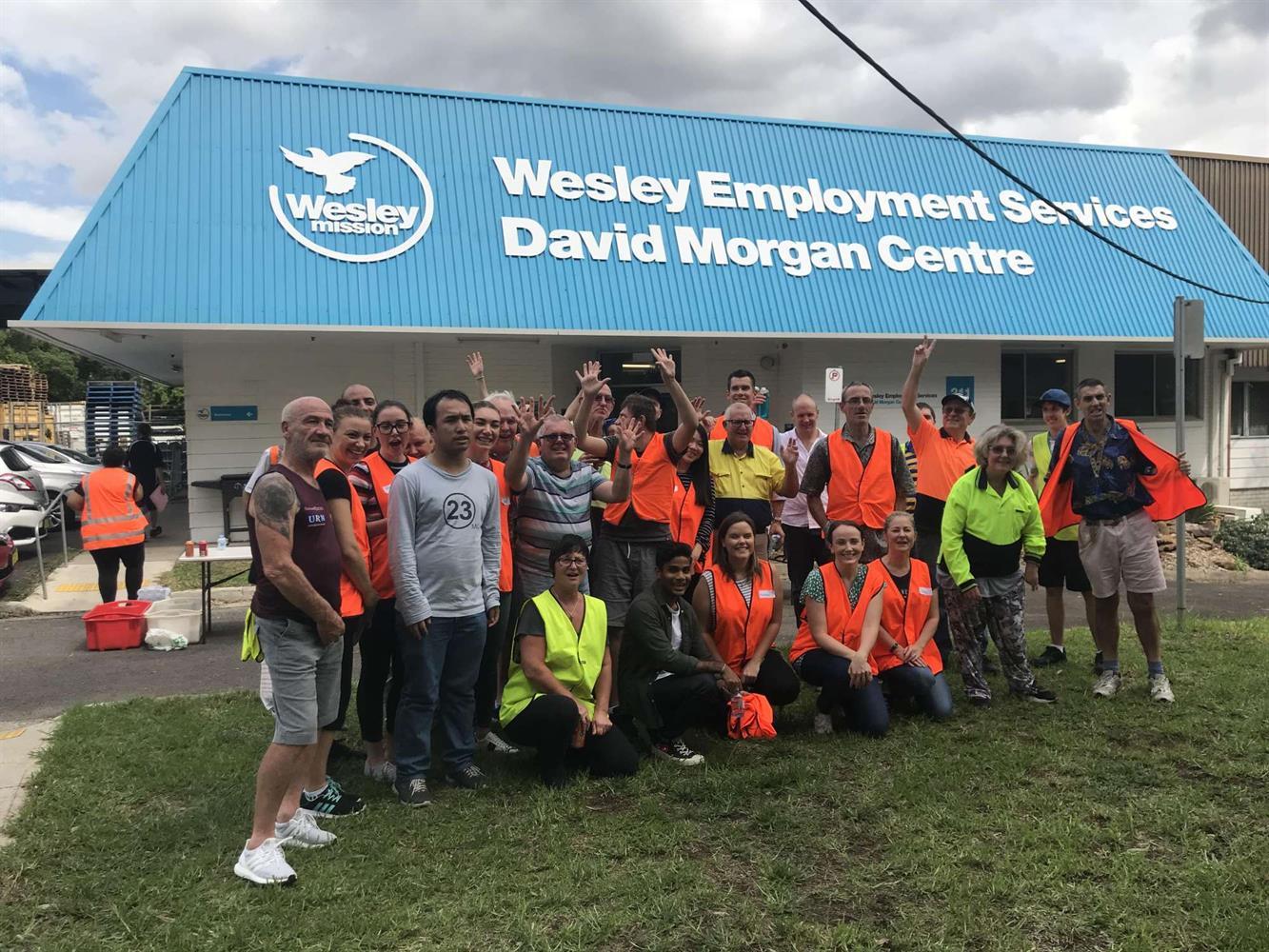 Wesley Mission David Morgan Centre